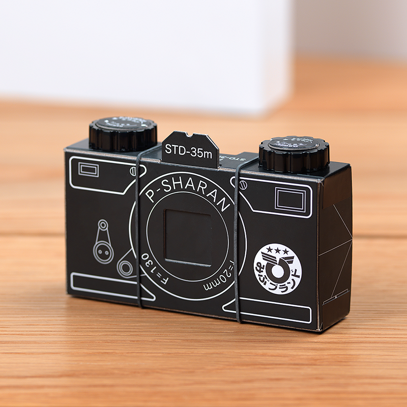 Build Your Own Pinhole Camera Aruk Shop